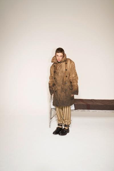 Vivienne Westwood2018秋冬男装周