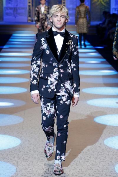Dolce & Gabbana2018秋冬男装周