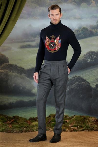Ralph Lauren2018米兰秋冬男装周