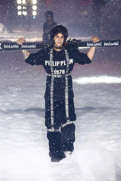 Philipp Plein2018秋冬男装周