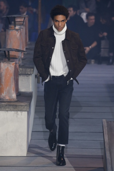Ami2018巴黎秋冬男装周
