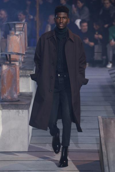 Ami2018秋冬男装周