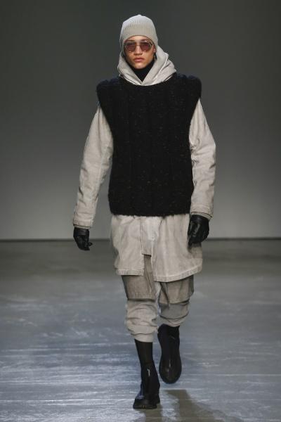 Boris Bidjan Saberi2018秋冬男装周