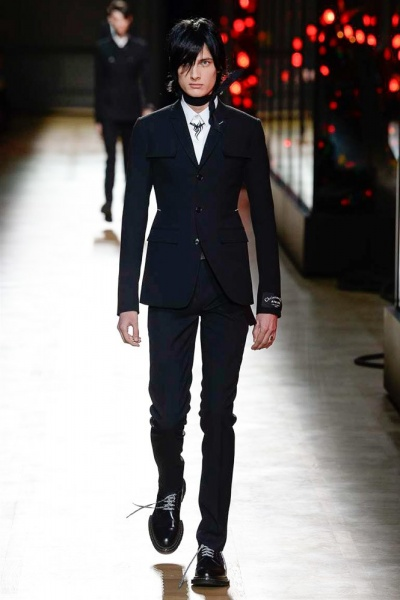 Dior Homme2018秋冬男装周