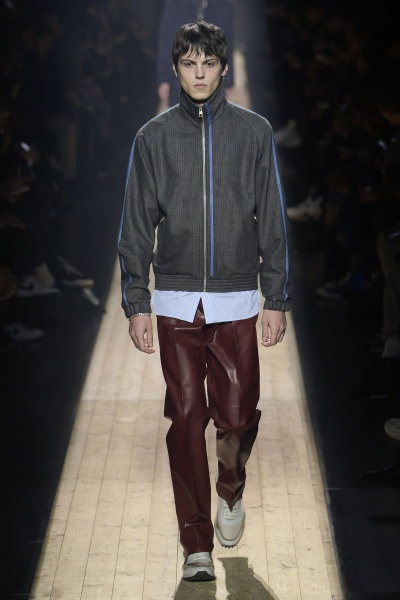 Dunhill2018秋冬男装周