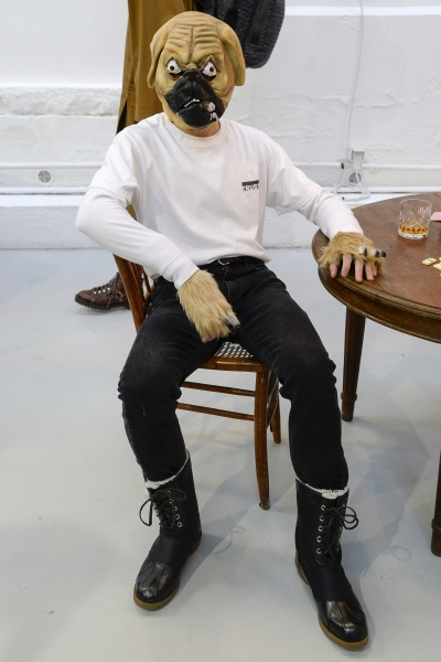 Julien David2018秋冬男装周