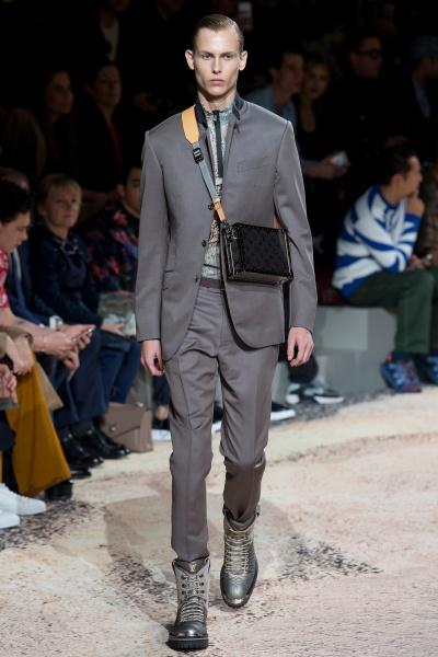 Louis Vuitton2018秋冬男装周