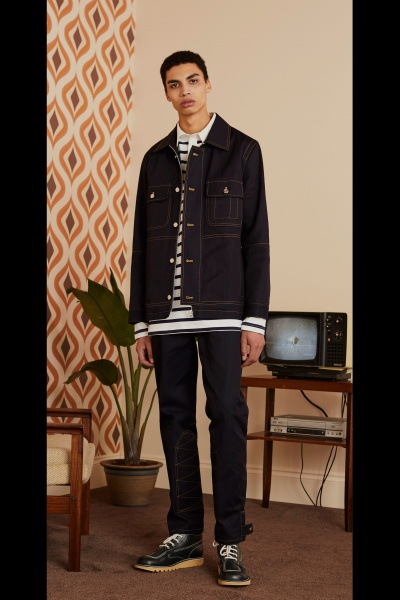 Band of Outsiders2019秋冬男装周