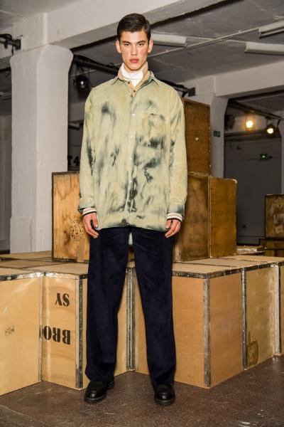 Lou Dalton2019秋冬男装周
