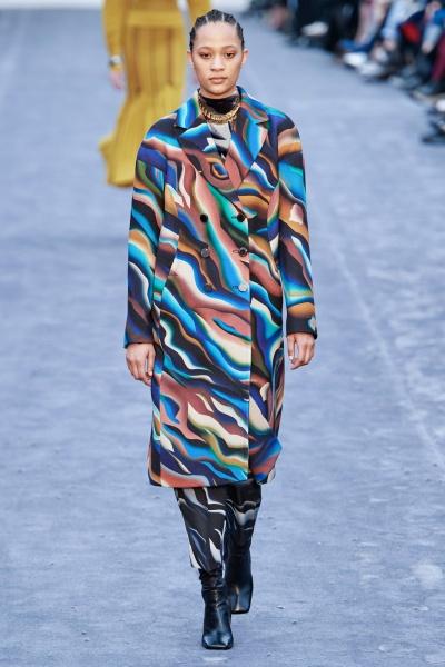 Roberto Cavalli2019秋冬男装周