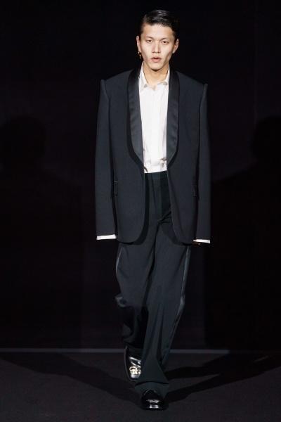 Balenciaga2019秋冬男装周