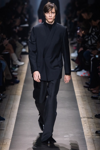 Dunhill2019秋冬男装周
