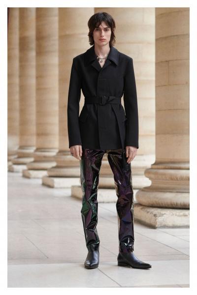 Givenchy2019巴黎秋冬男装周
