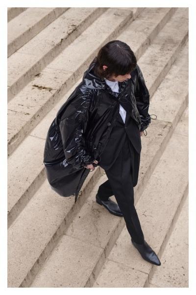 Givenchy2019秋冬男装周