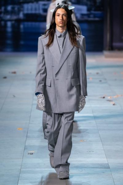 Louis Vuitton2019秋冬男装周