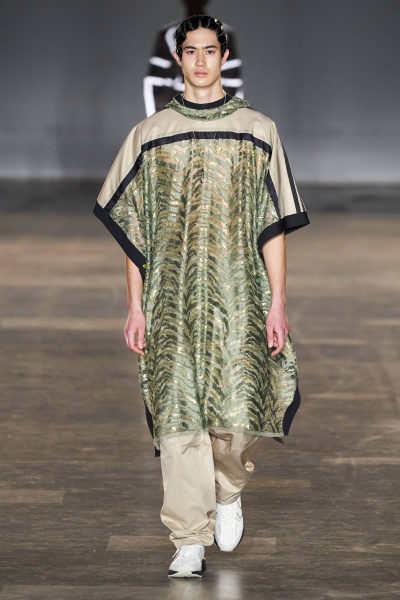 2020年秋冬男装时装发布 - 伦敦<br>Astrid Andersen
