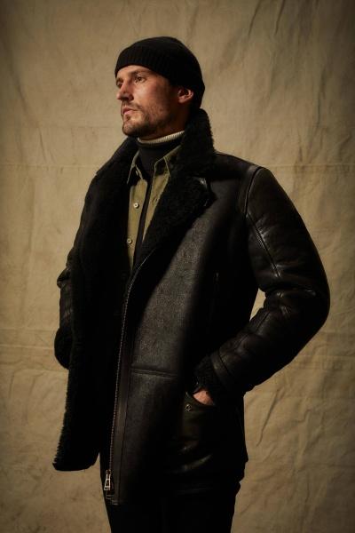 2020年秋冬男装时装发布 - 米兰<br>Belstaff