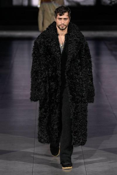 2020年秋冬男装时装发布 - 米兰<br>Dolce & Gabbana