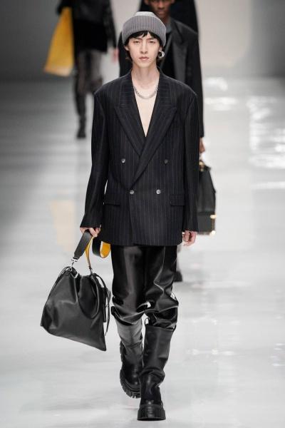 2020年秋冬男装时装发布 - 米兰<br>Fendi