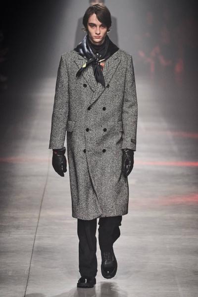 2020年秋冬男裝時裝發布 - 米蘭<br>MSGM