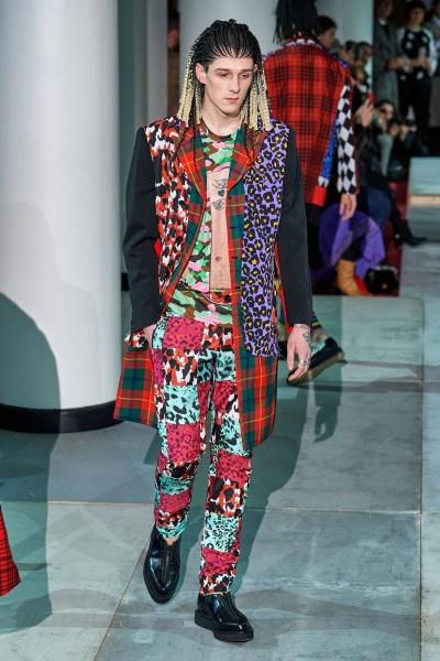 2020年秋冬男装时装发布 - 巴黎<br>Comme Des Garcons Homme Plus