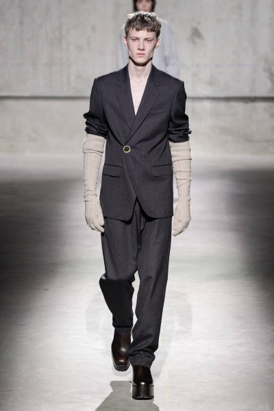 Dries Van Noten2020秋冬男装周