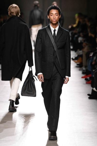 Hermès2020秋冬男装周