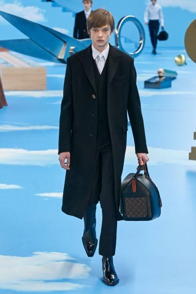 Louis Vuitton2020秋冬男装周