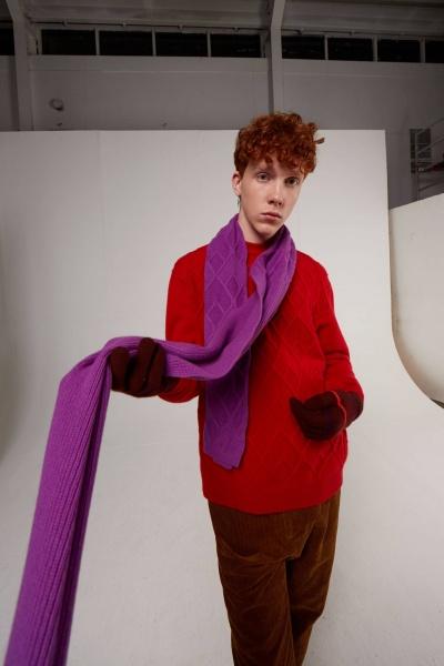2020年秋冬男装时装发布 - 巴黎<br>Pringle of Scotland