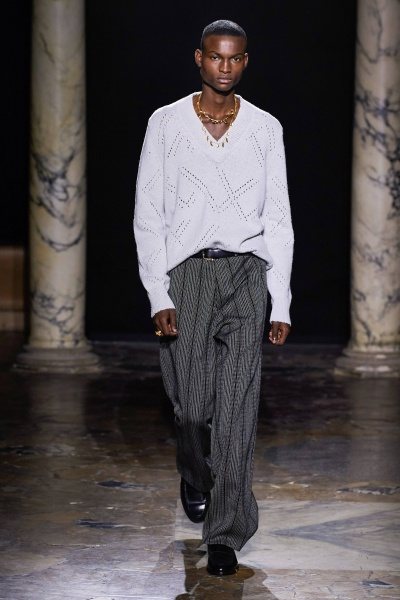 2020年秋冬男装时装发布 - 巴黎<br>rochas