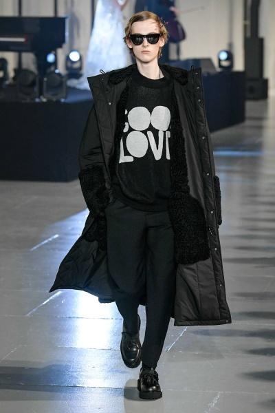 Valentino2020秋冬男装周