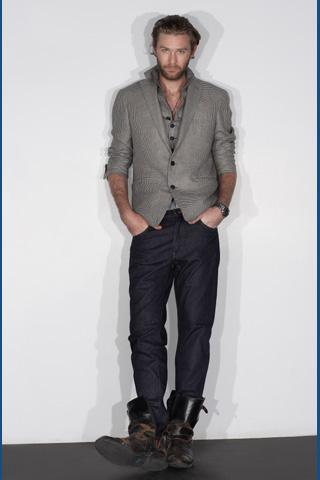 Adam Kimmel2008纽约春夏男装周