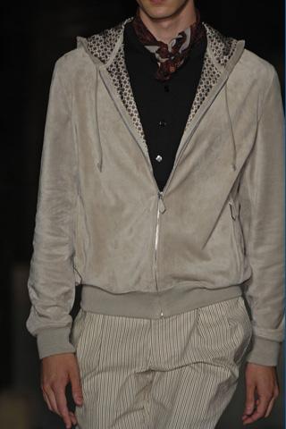 Hermes2008春夏男装周