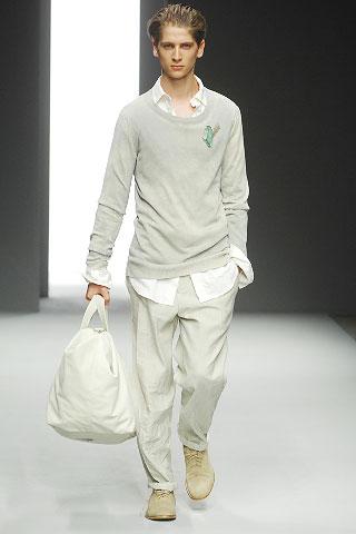 J.Lindeberg2008春夏男装周