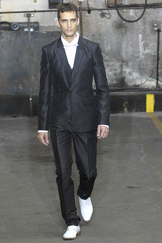 Kris Van Assche2008春夏男装周