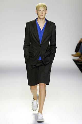 Narciso Rodriguez2008春夏男装周