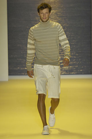 Perry Ellis Signature2008纽约春夏男装周