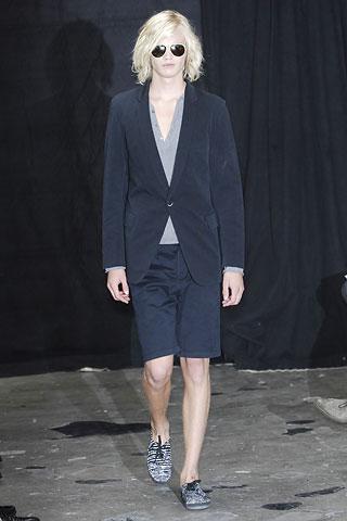 Tony Melillo2008纽约春夏男装周