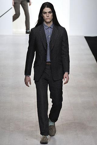 Paul Smith2009巴黎春夏男装周