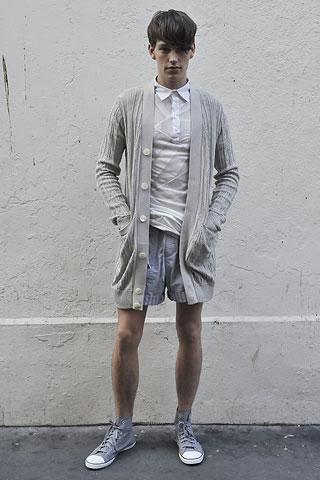 Richard Chai 2009春夏男装周