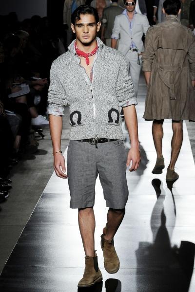 Michael Bastian2010春夏男装周