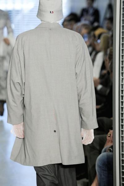 Thom Browne2010春夏男装周