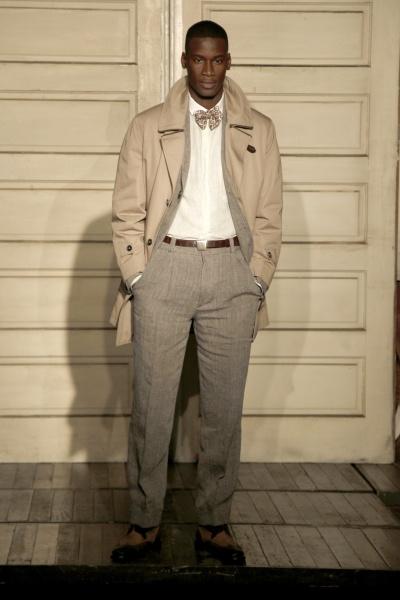 Billy Reid2011纽约春夏男装周