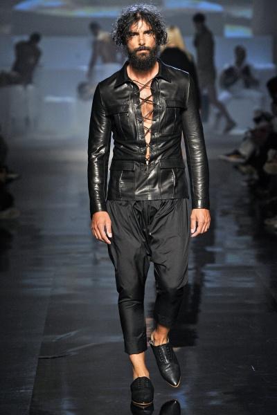 Jean Paul Gaultier2011春夏男装周