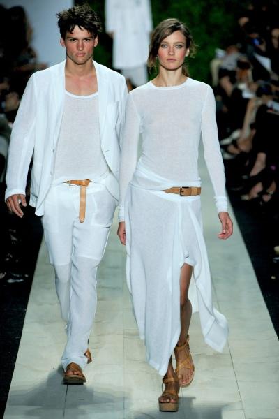 Michael Kors2011纽约春夏男装周