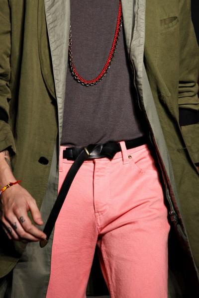 Robert Geller2011春夏男装周