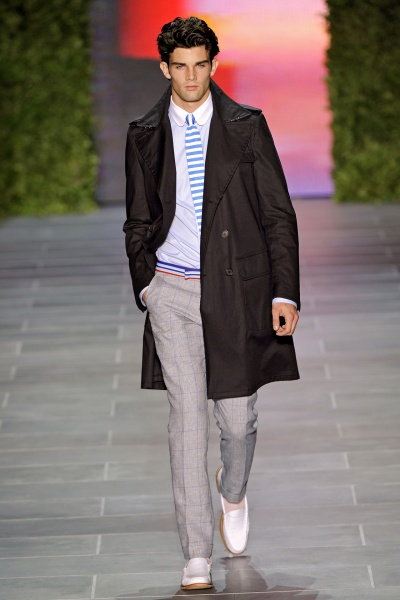 Tommy Hilfiger 2011纽约春夏男装周