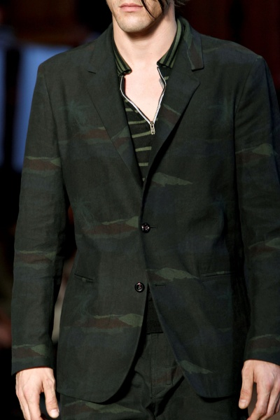 Adam Kimmel2012春夏男装周