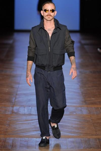 Adam Kimmel2012巴黎春夏男装周