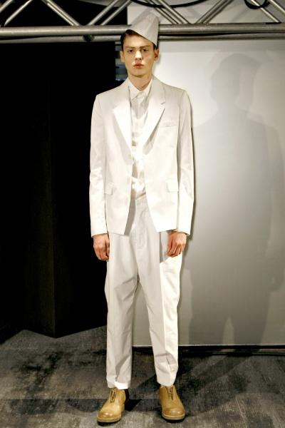 Alexandre Plokhov2012春夏男装周